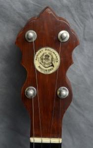 Pollman mandoline-banjo