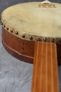 Jeff Menzies tack-head banjo