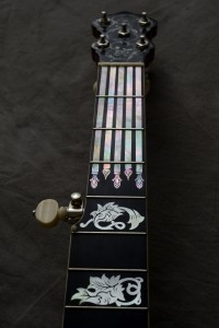 Pete Ross custom 6-string
